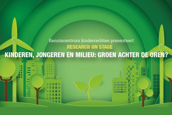 RoSt rapport 'Kinderen, jongeren en milieu'