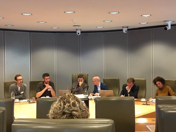 Verslag hoorzitting jeugdsanctierecht in het Vlaams Parlement