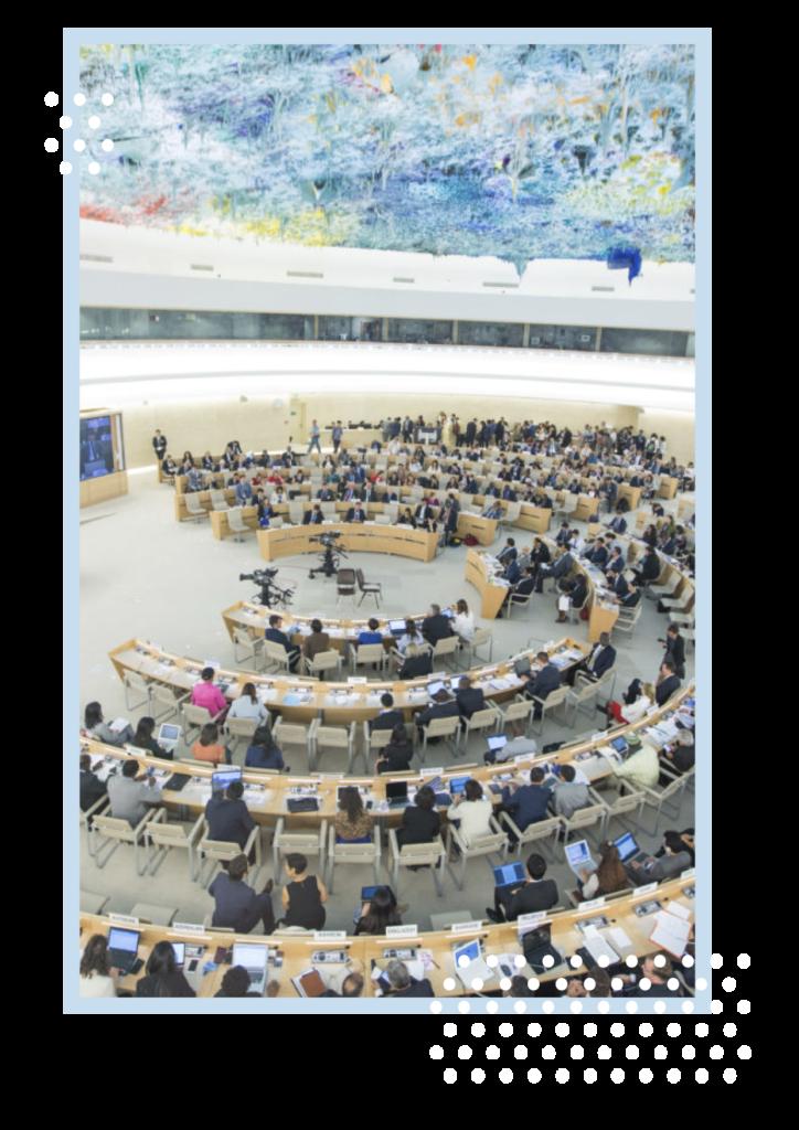 Naast de rapportage aan het VN-Comité voor de Rechten van het Kind, dient de Kinderrechtencoalitie ook rapporten in bij andere controlemechanismen, zoals de Universal Periodic Review (UPR).